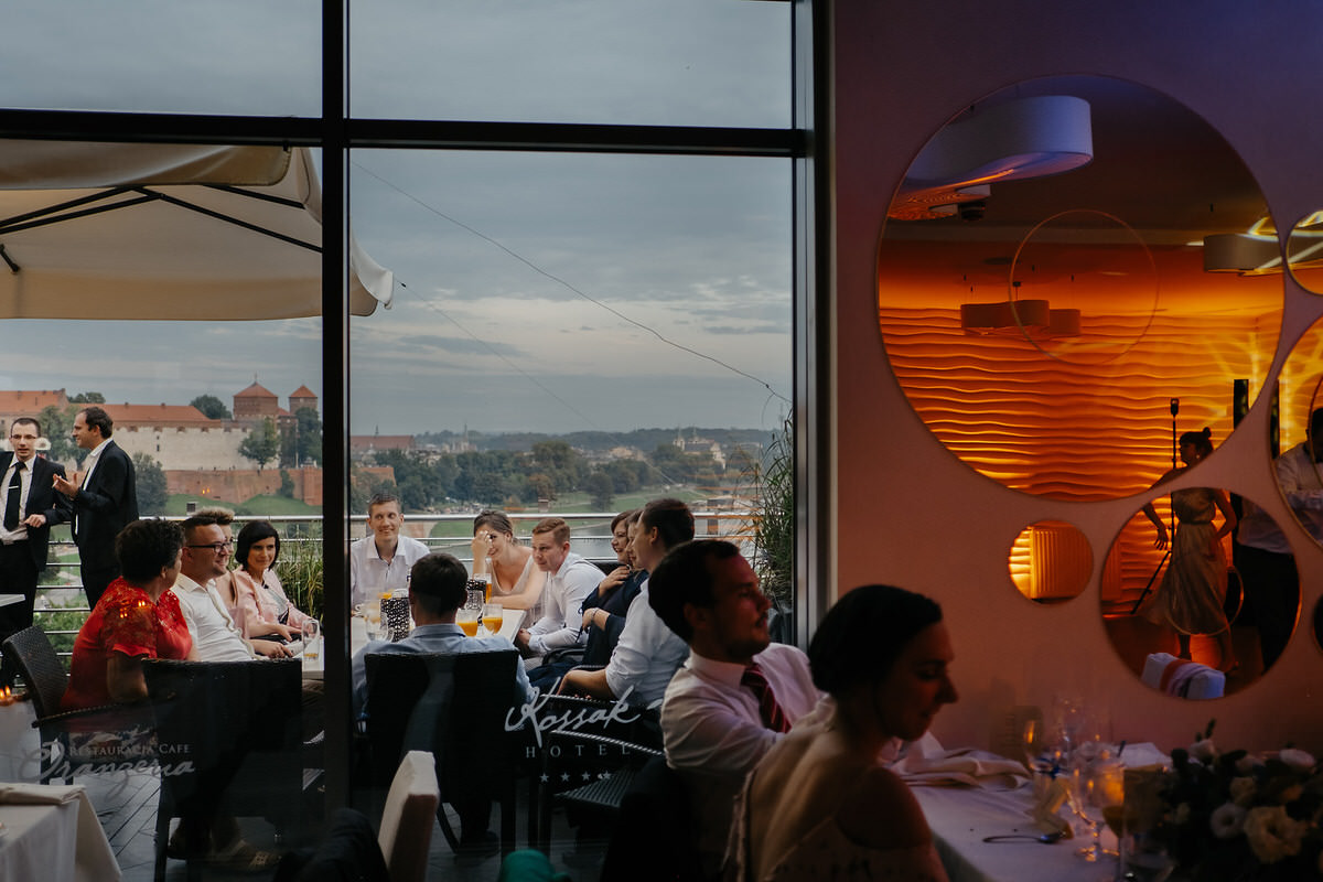 Aneta & Grzesiek Cafe Oranżeria-Hotel Kossak 36