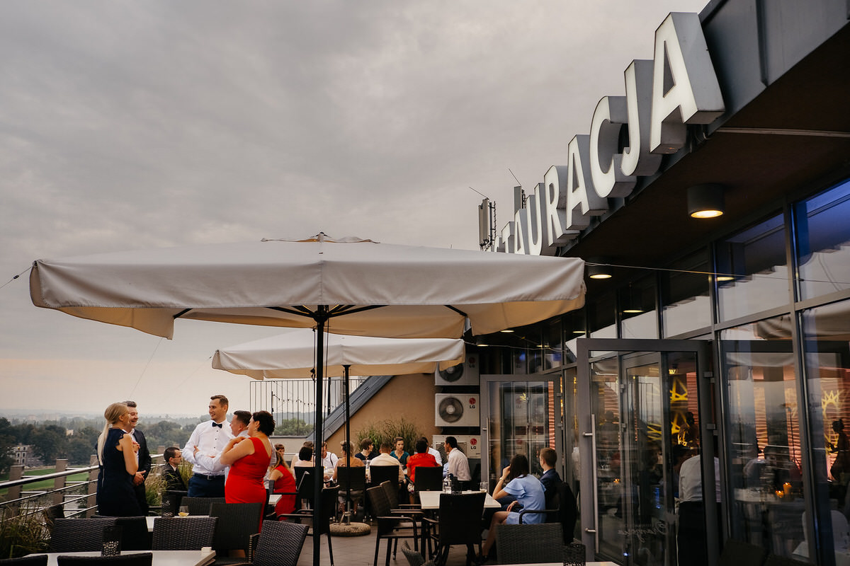 Aneta & Grzesiek Cafe Oranżeria-Hotel Kossak 37