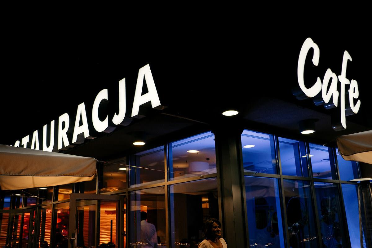 Aneta & Grzesiek Cafe Oranżeria-Hotel Kossak 48