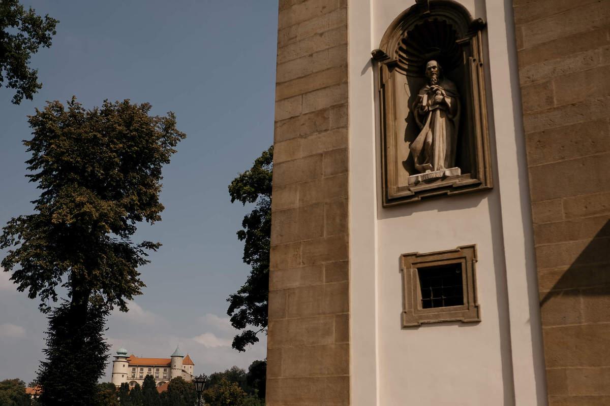 Dagmara & Mateusz wesele Panorama Wiśnicz 23