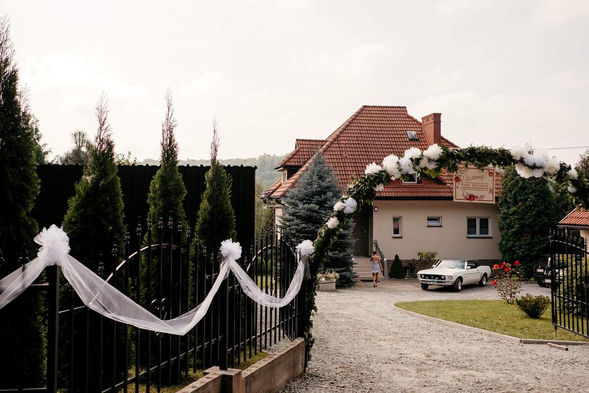 Dagmara & Mateusz wesele Panorama Wiśnicz 8
