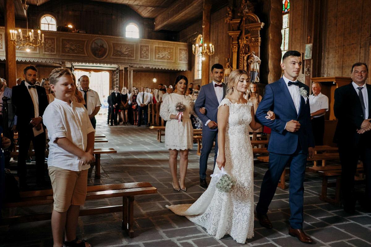 Kasia & Bartek wesele restauracja Wiwenda 20