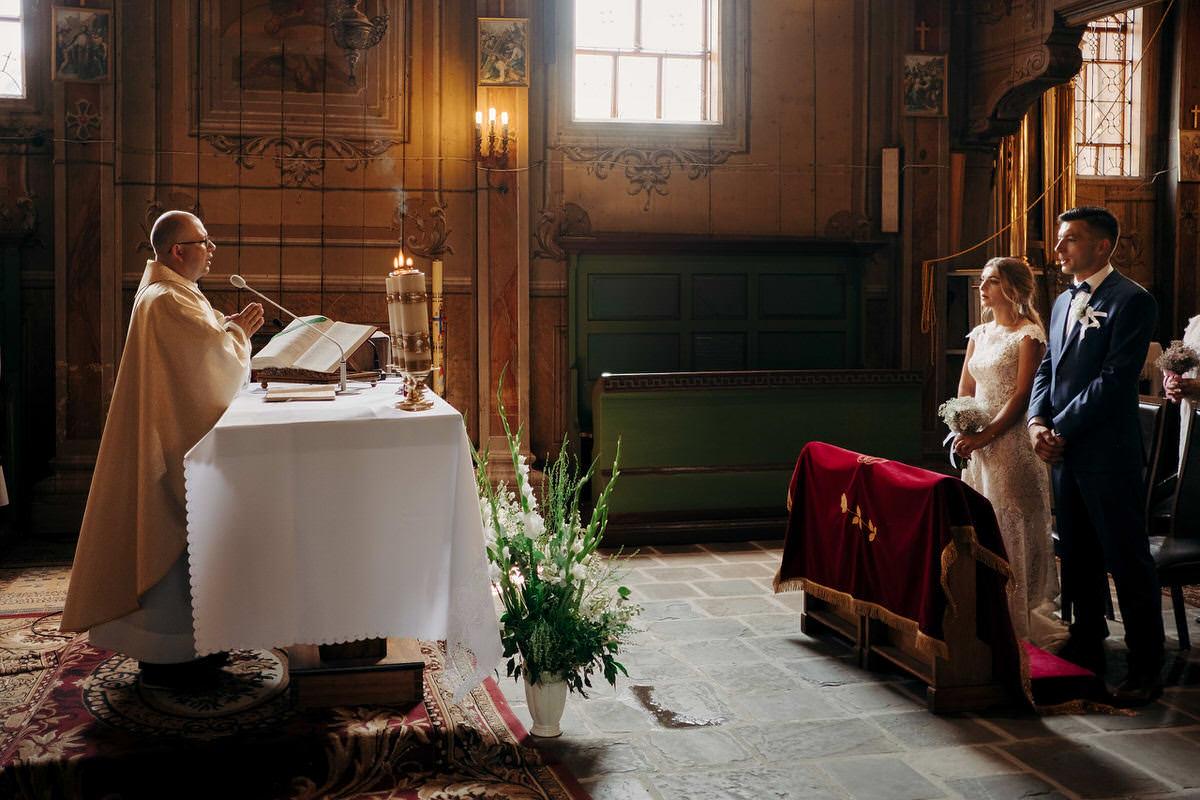 Kasia & Bartek wesele restauracja Wiwenda 21