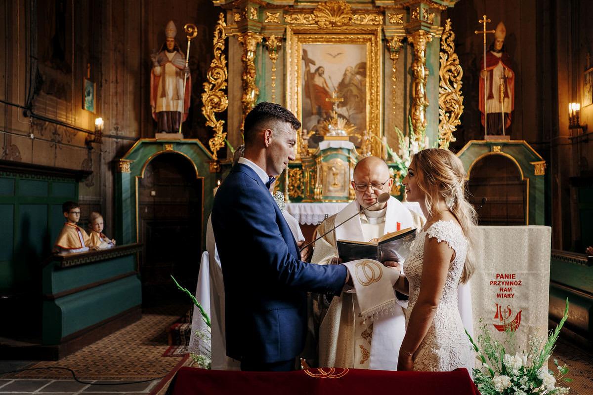 Kasia & Bartek wesele restauracja Wiwenda 24