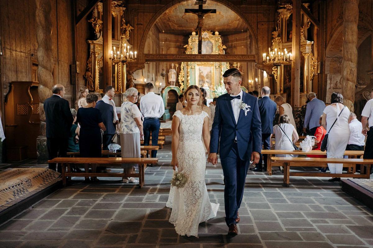 Kasia & Bartek wesele restauracja Wiwenda 28