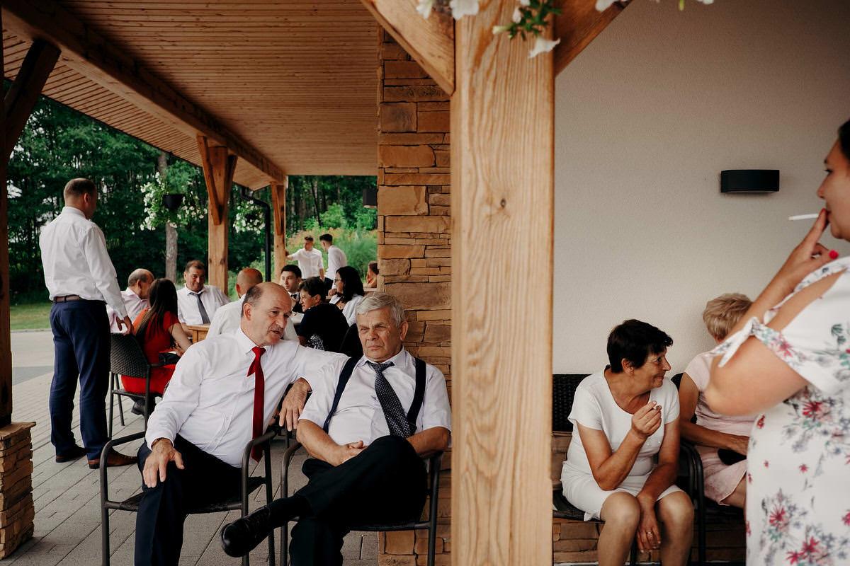 Kasia & Bartek wesele restauracja Wiwenda 41
