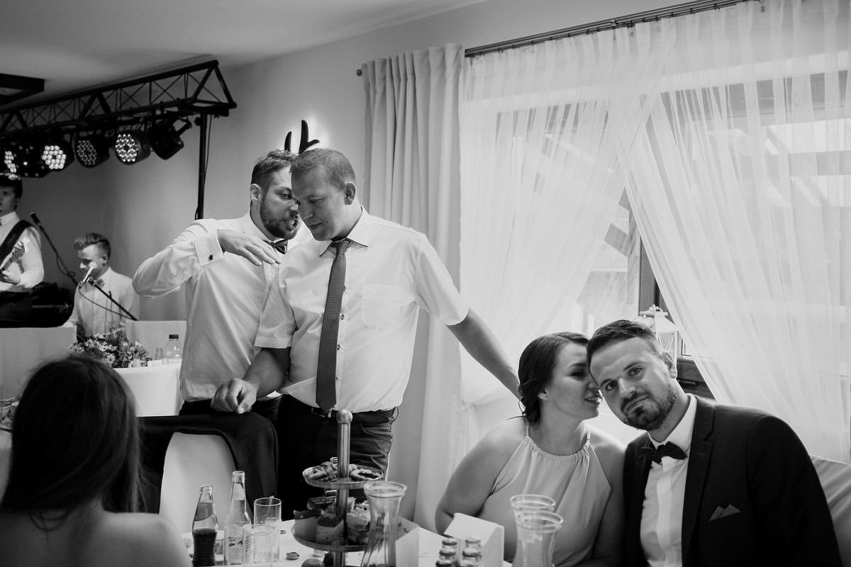 Kasia & Bartek wesele restauracja Wiwenda 42