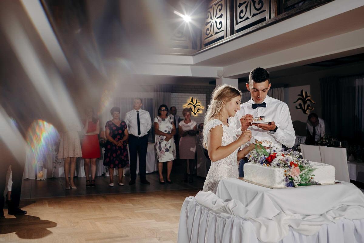 Kasia & Bartek wesele restauracja Wiwenda 45