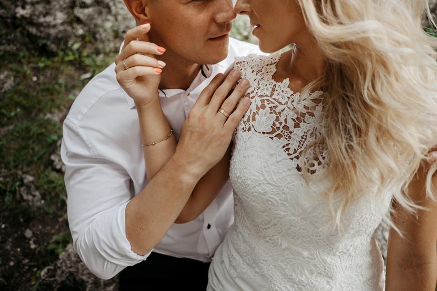 fotograf ślubny bochnia zdjecia ślubne myslenice dawid poznański fotografia