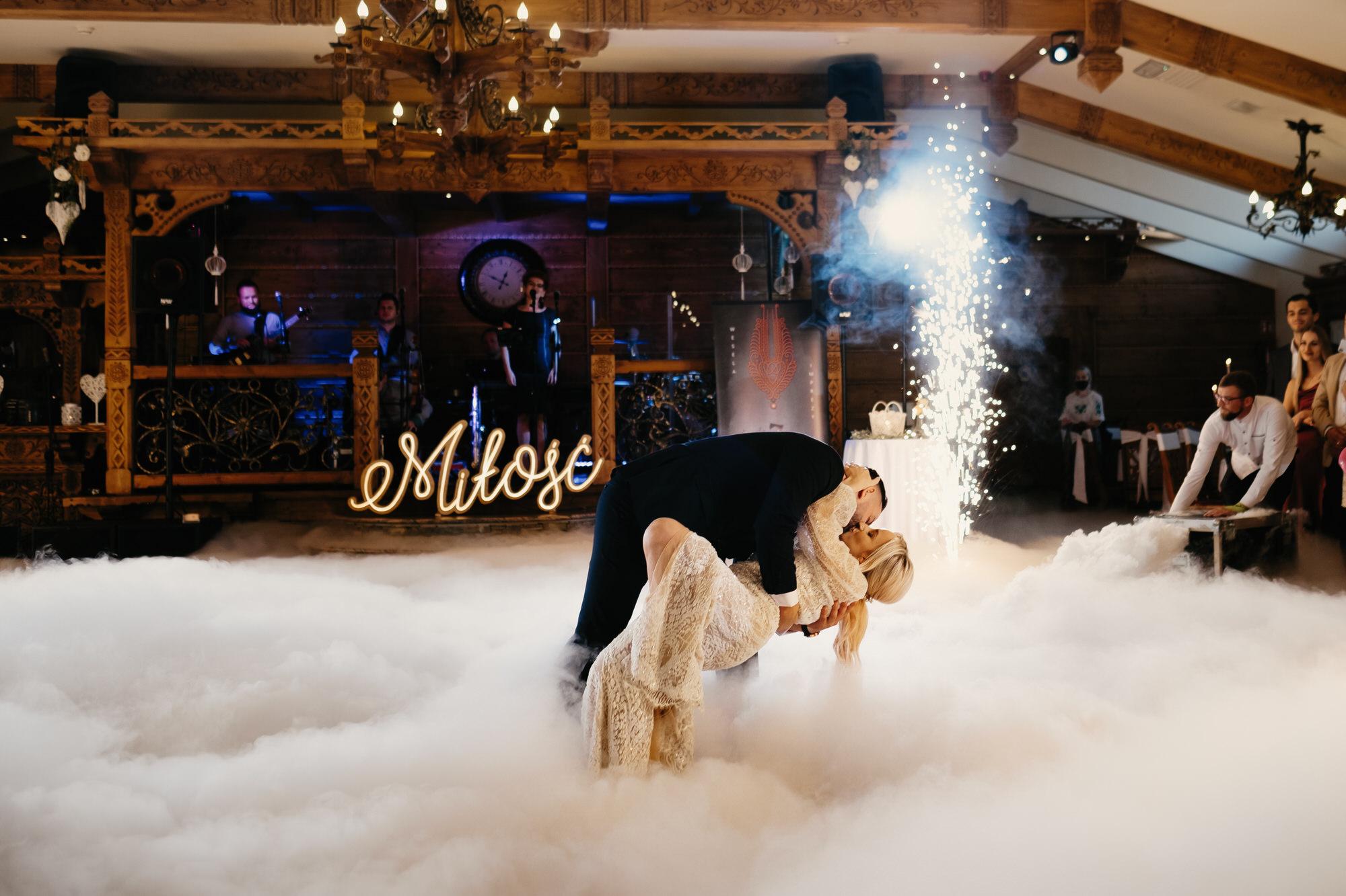 PRzystań kabanos wesele zdjęcia