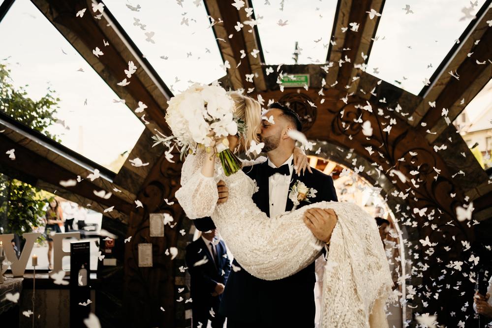 Fotograf ślubny mszana dolna przystań kabanos